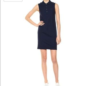 NWOT Lacoste sleeveless dress (new without tag)